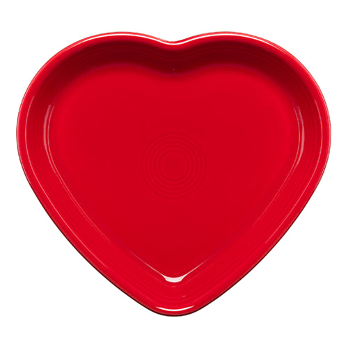 Large Heart Bowl, bowls - Fiesta Factory Direct by Homer Laughlin China.  Dinnerware proudly made in the USA.