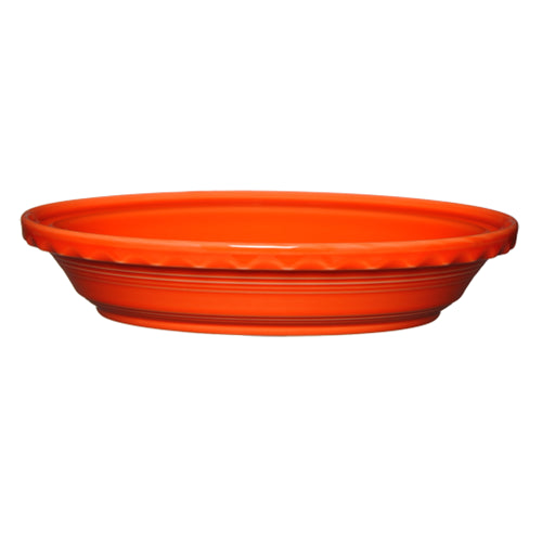 Deep Dish Pie Baker, bakeware - Fiesta Factory Direct by Homer Laughlin China.  Dinnerware proudly made in the USA.
