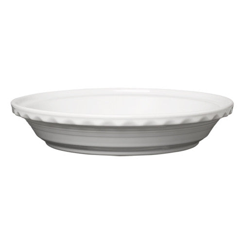 Deep Dish Pie Baker White (487)