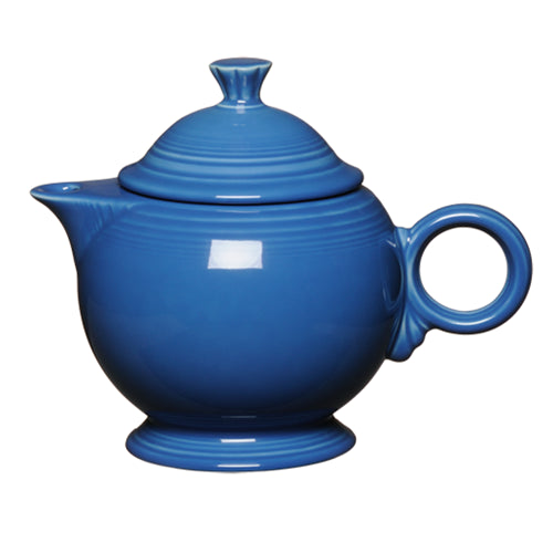 Teapot with Cover, pitchers, carafes and teapots - Fiesta Factory Direct by Homer Laughlin China.  Dinnerware proudly made in the USA.
