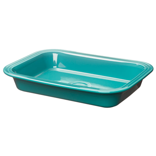 Rectangular Baker, bakeware - Fiesta Factory Direct by Homer Laughlin China.  Dinnerware proudly made in the USA.