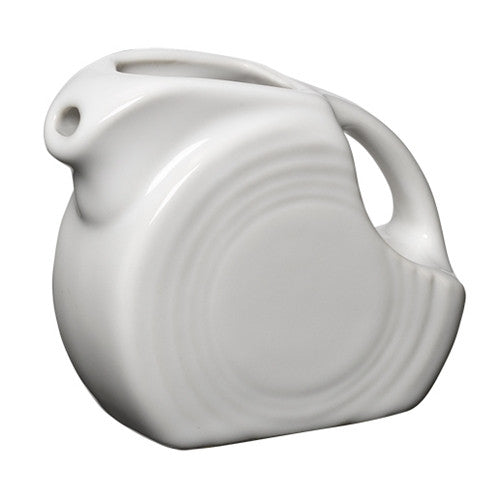 Mini Disc Pitcher White (475)