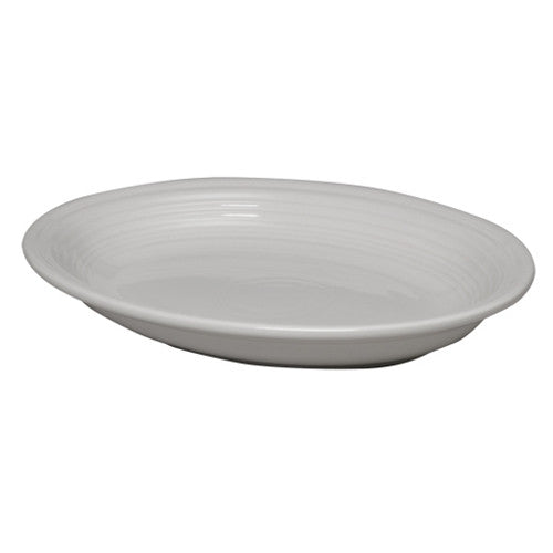 Medium Oval Platter White (457)