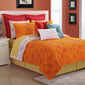 Martika Quilt Set Poppy, Bedding - Fiesta Factory Direct by Homer Laughlin China.  Dinnerware proudly made in the USA.