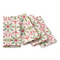 Winter Wonder 4 pack Napkins, linens - Fiesta Factory Direct by Homer Laughlin China.  Dinnerware proudly made in the USA.
