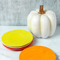 New! Pumpkin Plate