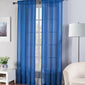 Rod Pocket Sheer 50x84 - Fiesta Factory Direct
