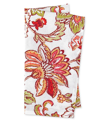 Barbados Jacobean 4 pack Napkins, linens - Fiesta Factory Direct by Homer Laughlin China.  Dinnerware proudly made in the USA.