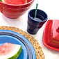 Bathroom Tumbler, cups, mugs and saucers - Fiesta Factory Direct by Homer Laughlin China.  Dinnerware proudly made in the USA.