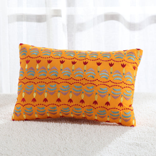 Fiesta Nika Pillow, Bedding - Fiesta Factory Direct by Homer Laughlin China.  Dinnerware proudly made in the USA.