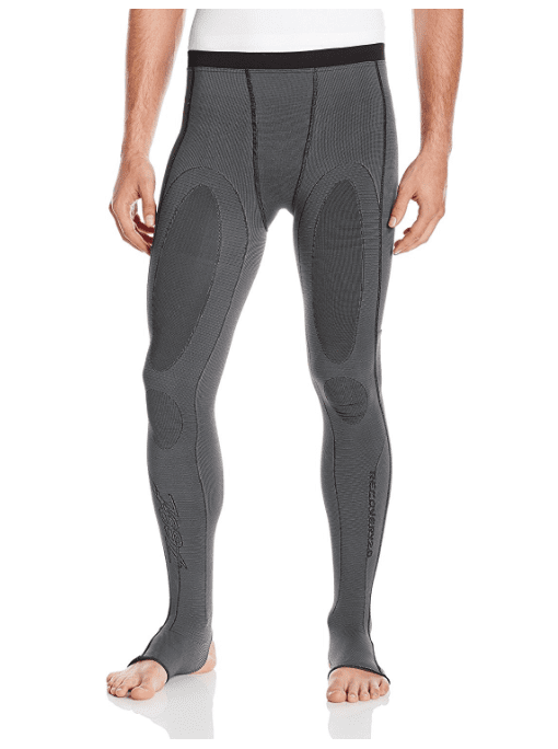 Zoot Sports COMPRESSION UNISEX ULTRA RECOVERY 2.0 CRX TIGHT - GRAPHITE BLACK