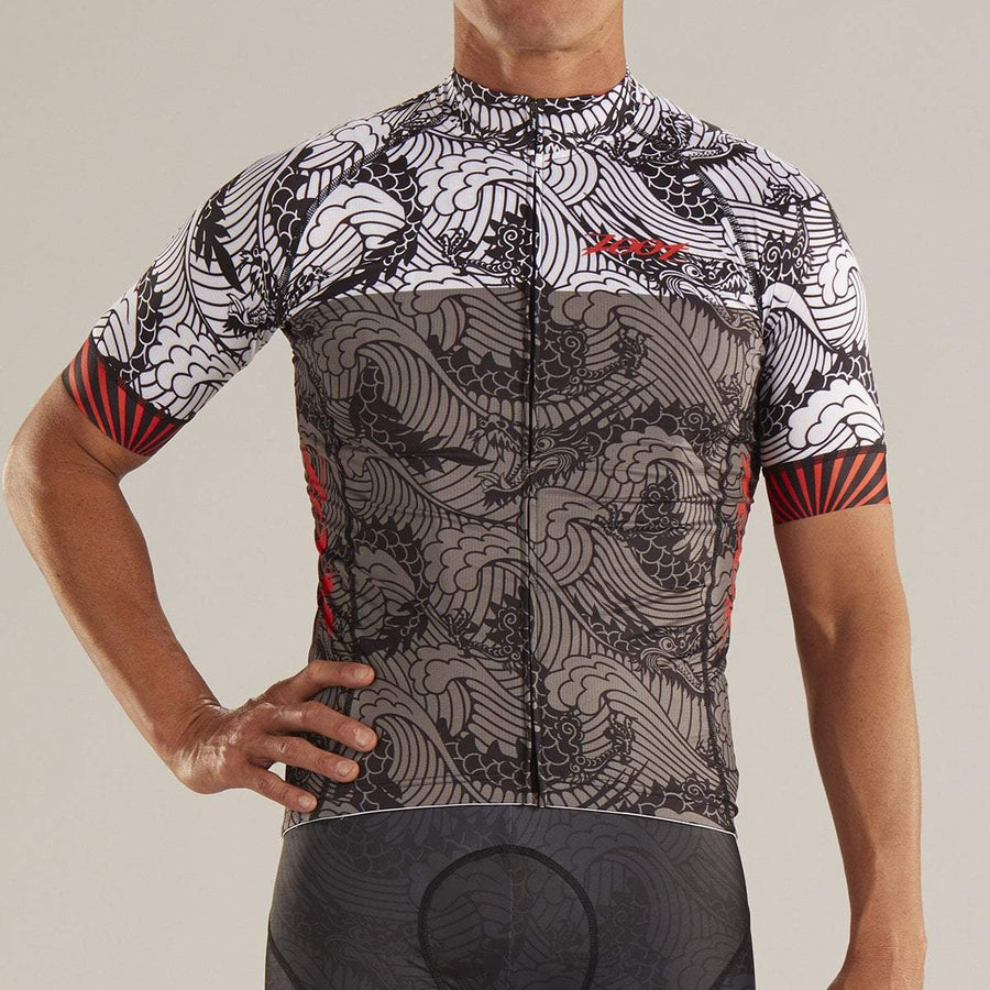 Zoot Sports CYCLE APPAREL MENS LTD CYCLE AERO JERSEY - TOKYO