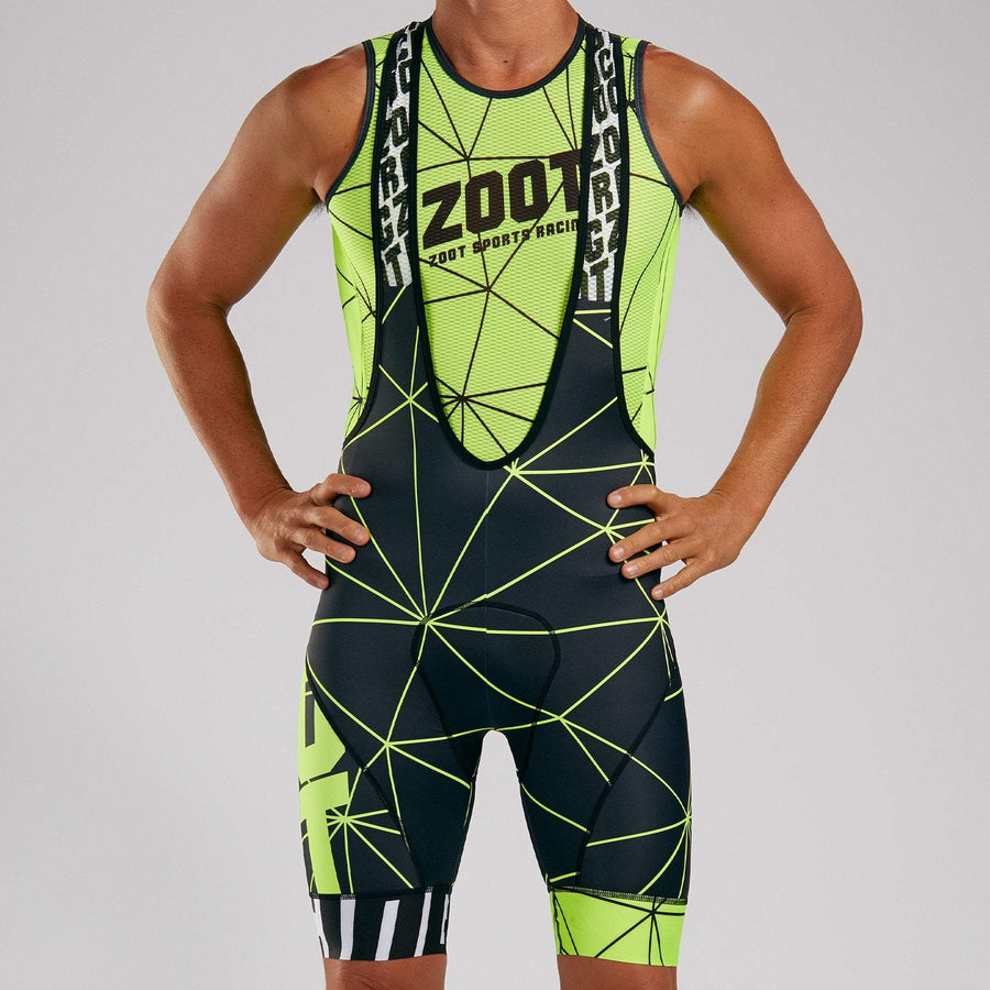 Zoot Sports CYCLE APPAREL MENS LTD CYCLE BASE LAYER - NEON RACING