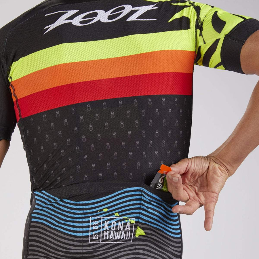 Zoot Sports CYCLE APPAREL MENS LTD CYCLE JERSEY - ALI'I 19