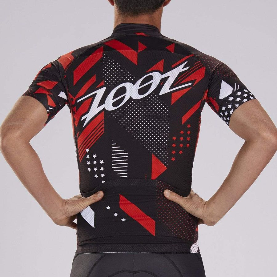Zoot Sports CYCLE APPAREL MENS LTD CYCLE JERSEY - TEAM 19