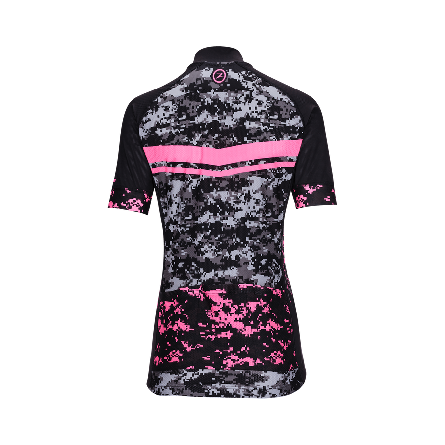 Zoot Sports CYCLE APPAREL WOMENS LTD CYCLE JERSEY - CAMO