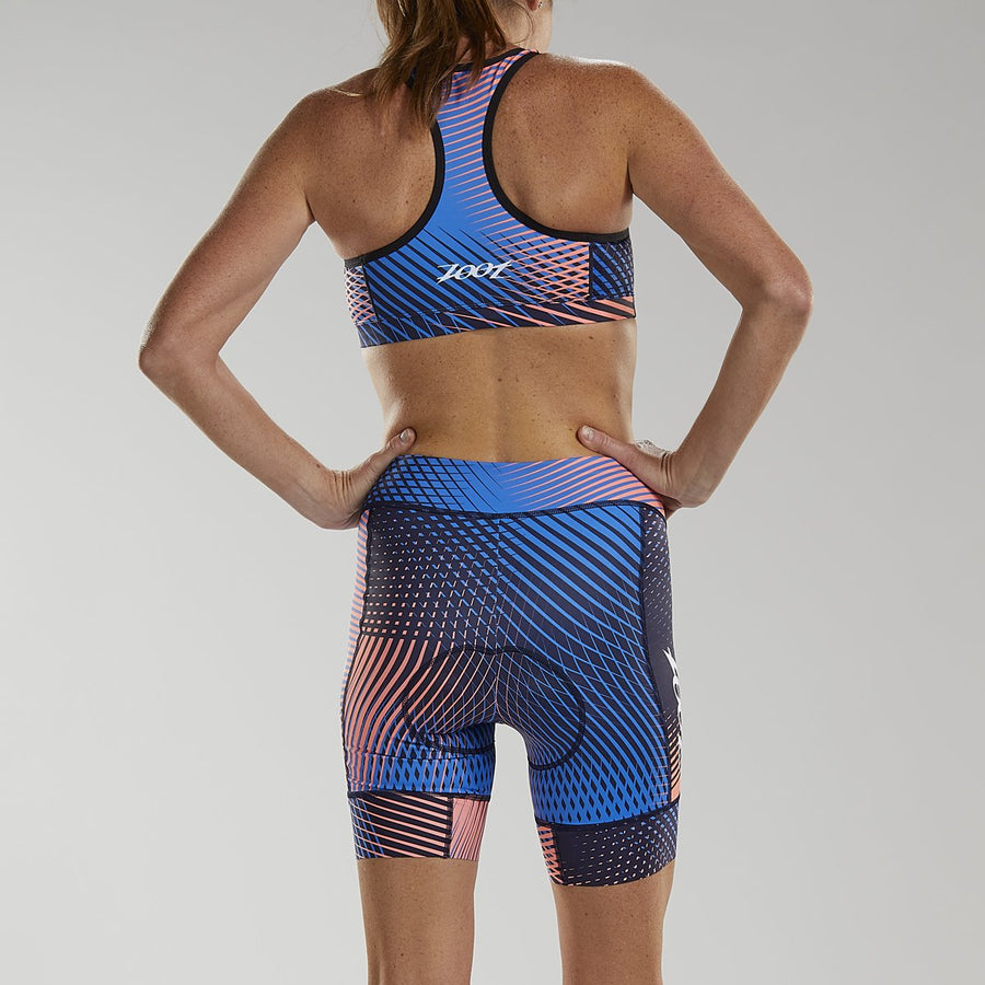 Zoot Sports CYCLE APPAREL WOMENS LTD CYCLE SHORT - STOKE