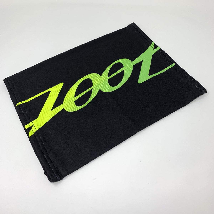 Zoot Sports FACE COVERINGS ONE SIZE FITS MOST / YELLOW FADE UNISEX COOLING NECK SLEEVE - YELLOW FADE