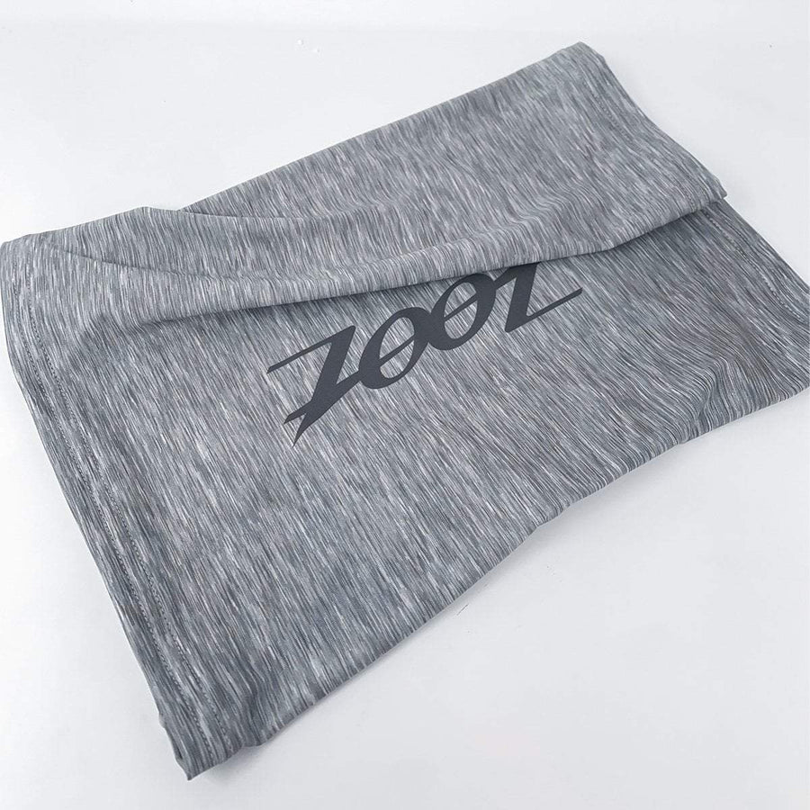 Zoot Sports FACE COVERINGS OSFA / HEATHER GRAY UNISEX COOLING NECK SLEEVE - HEATHER GRAY