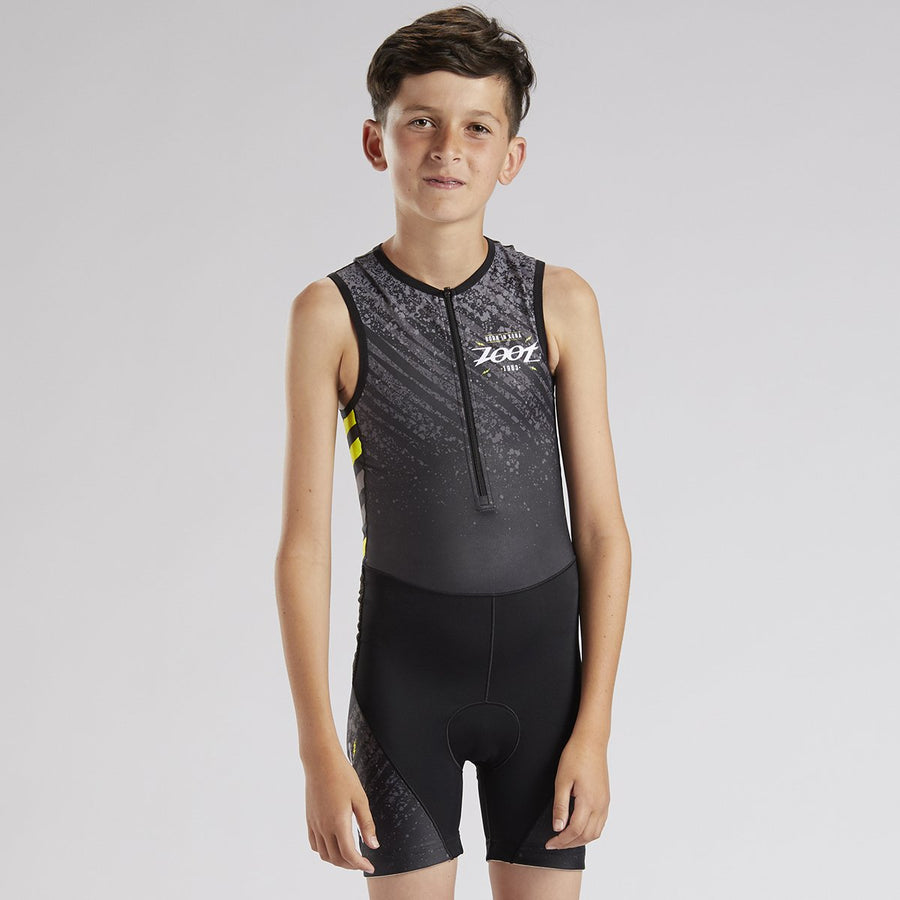 Zoot Sports KIDS MEDIUM / MAHALO KIDS UNISEX LTD TRI RACESUIT - MAHALO