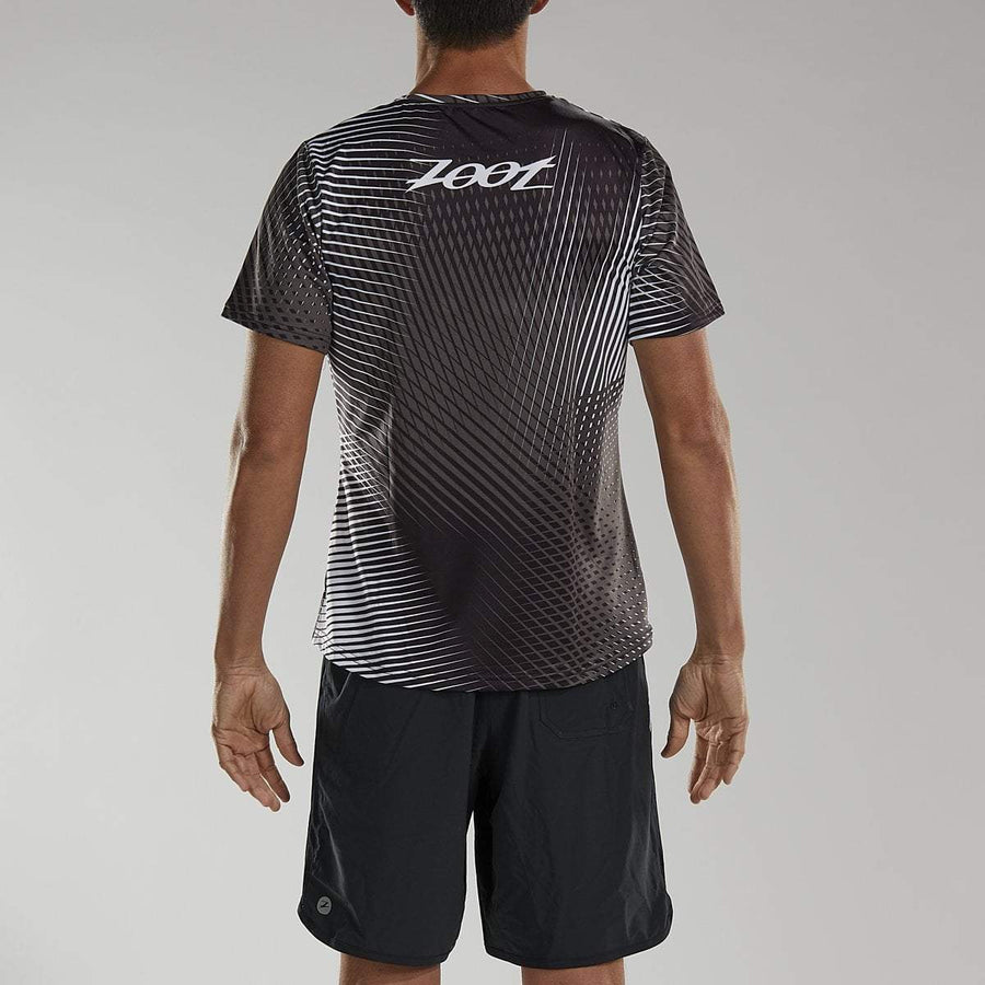 Zoot Sports RUN APPAREL MENS LTD RUN TEE - STOKE