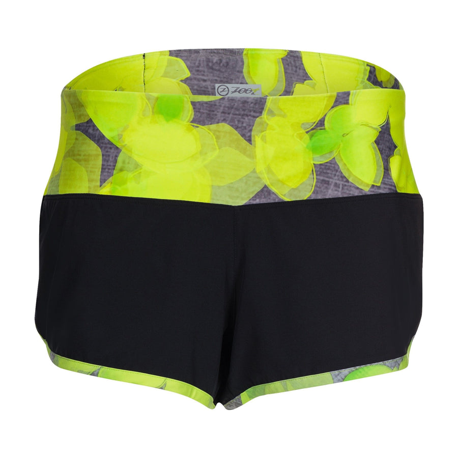Zoot Sports RUN APPAREL SMALL / LEMON LIME WOMENS RUN 3