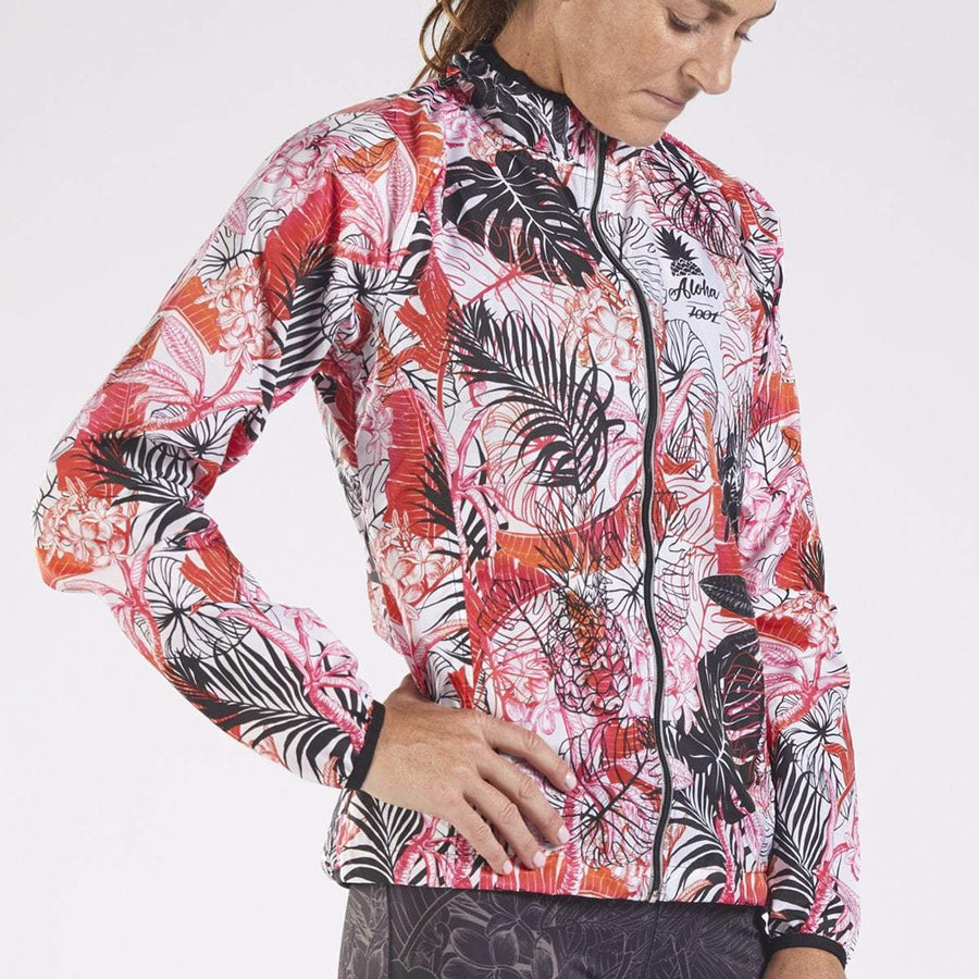 Zoot Sports RUN APPAREL WOMENS LTD RUN JACKET - ALI'I 18