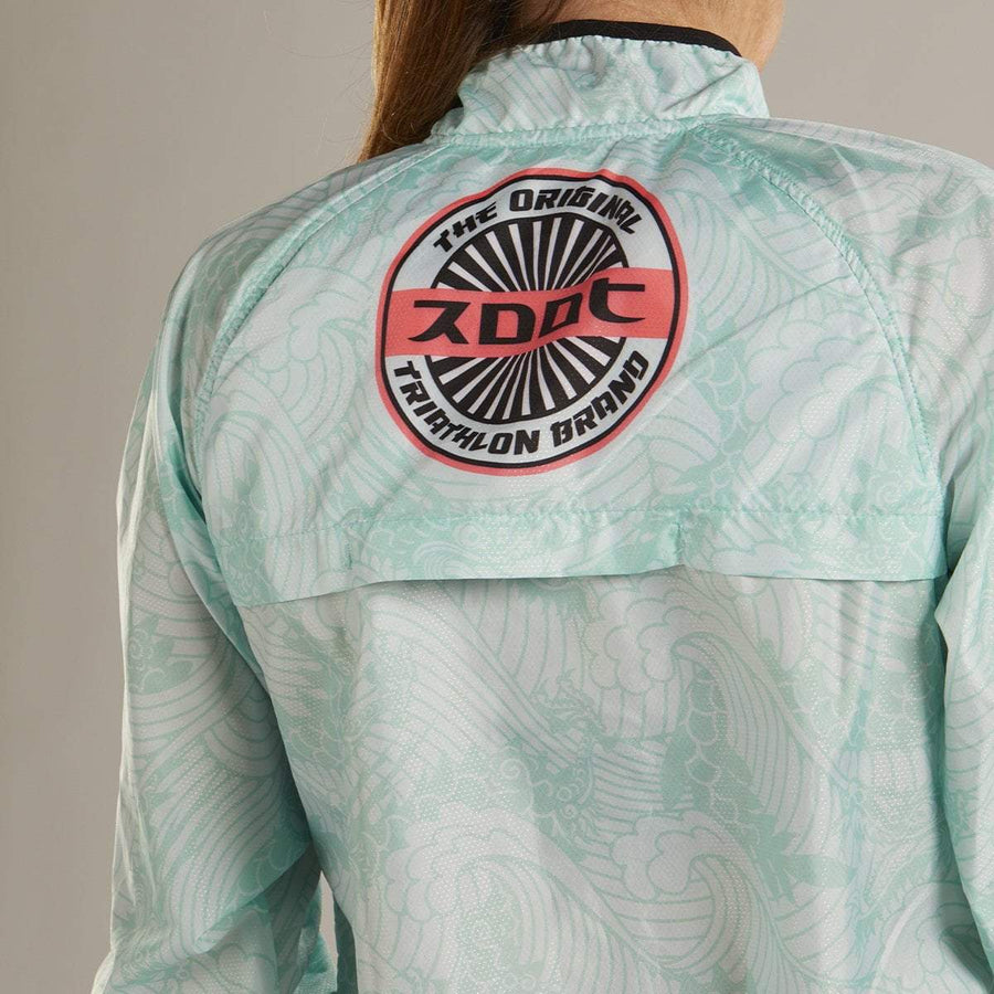 Zoot Sports RUN APPAREL WOMENS LTD RUN JACKET - TOKYO