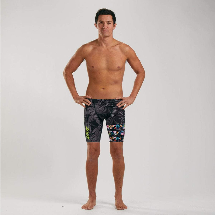 Zoot Sports SWIM MENS LTD SWIM JAMMER - ALOHA ALWAYS