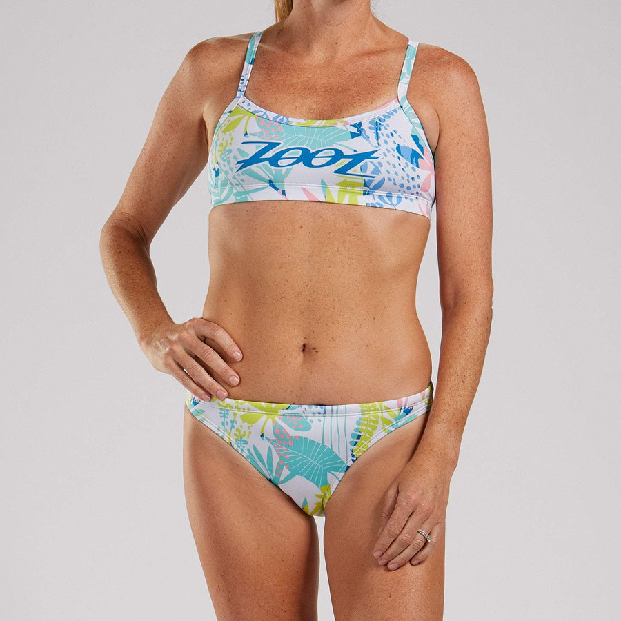 Zoot Sports SWIM WOMENS LTD SWIM BIKINI BOTTOM - SALTY