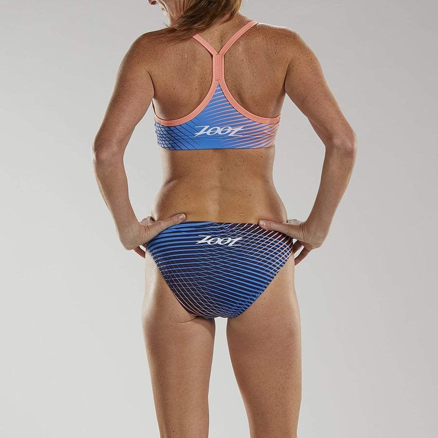 Zoot Sports SWIM WOMENS LTD SWIM BIKINI BOTTOM - STOKE