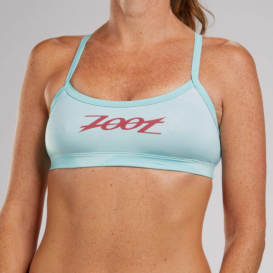 Zoot Sports SWIM WOMENS LTD SWIM BIKINI TOP - NORTHWEST
