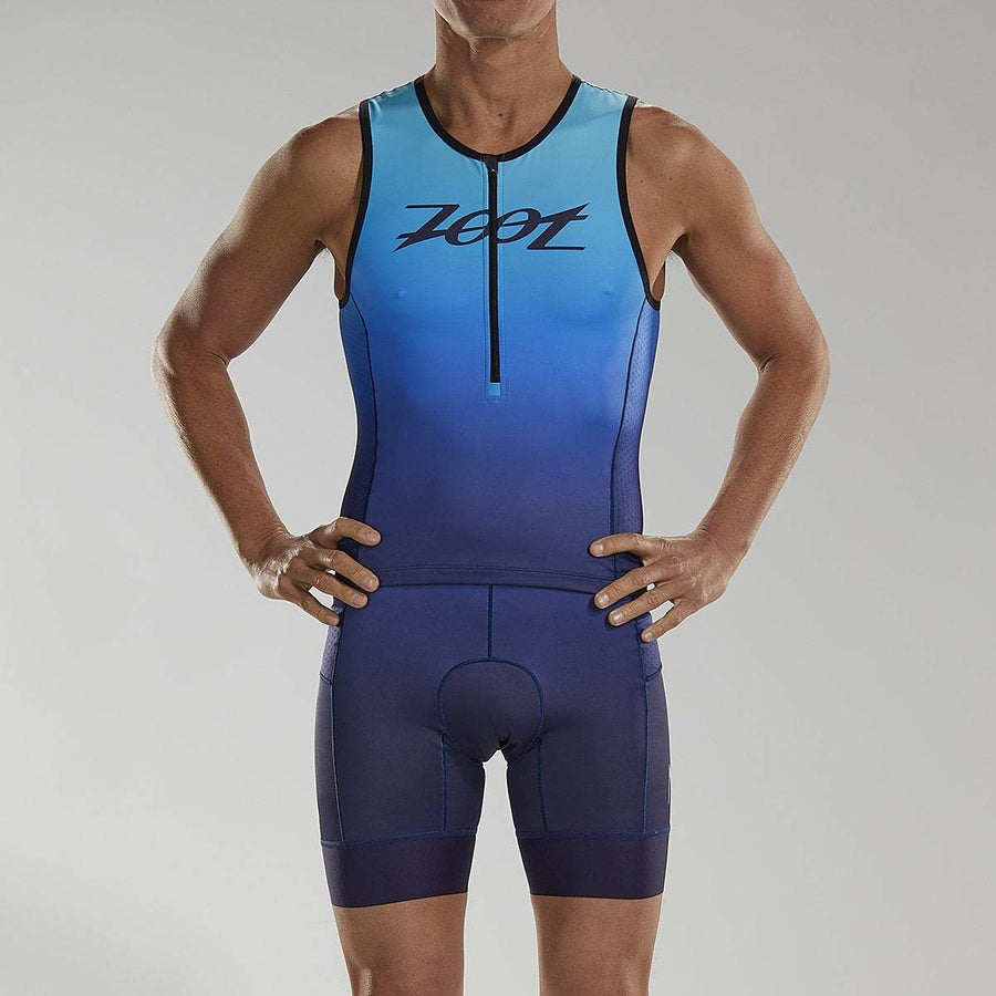 Zoot Sports TRI APPAREL MENS LTD TRI TANK - SUNSET