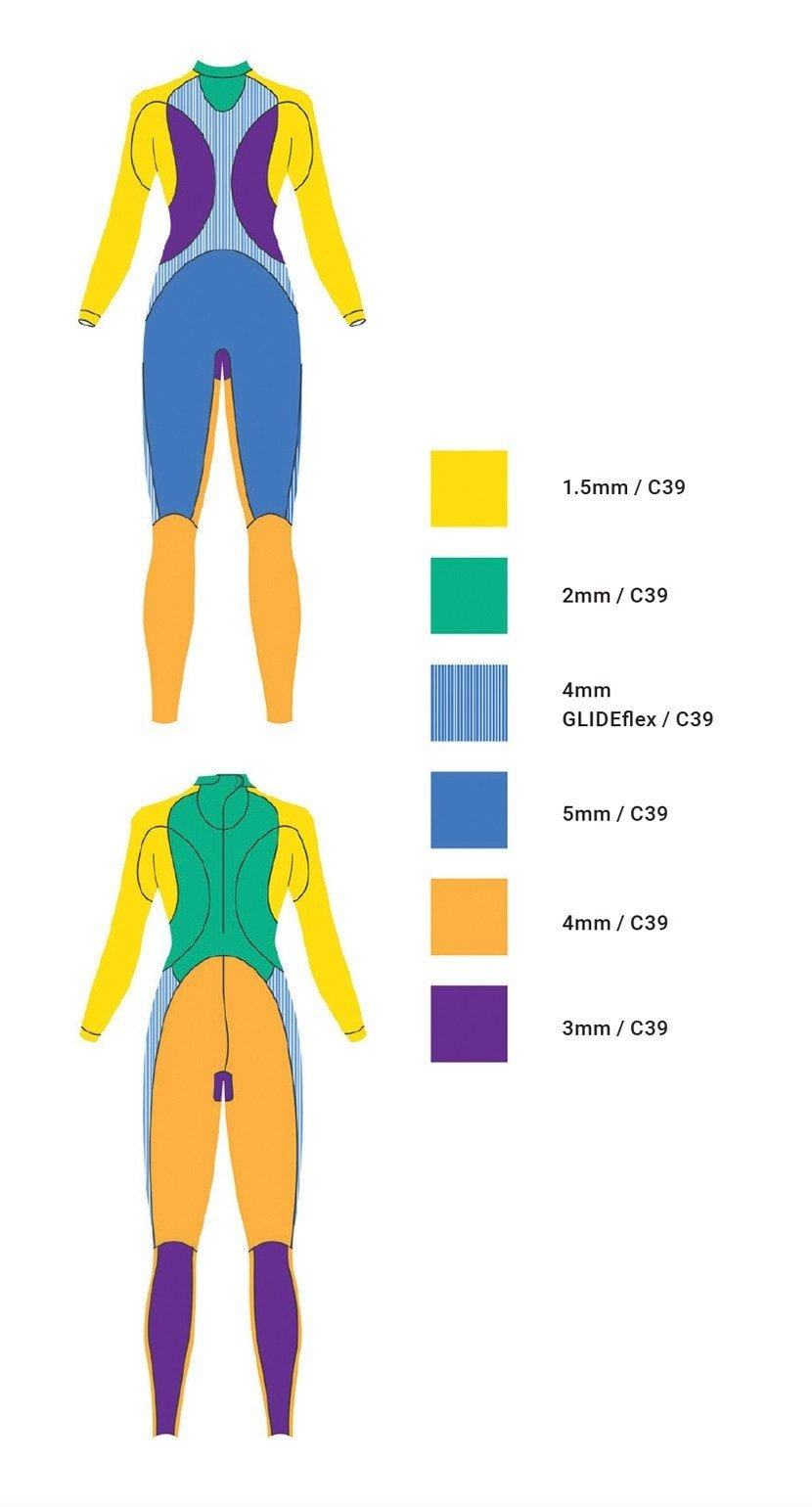 Zoot Sports WETSUITS WOMENS WAHINE 2