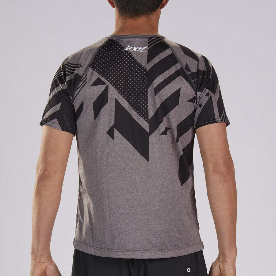 zootsports RUN APPAREL MENS LTD RUN TEE - TEAM 19