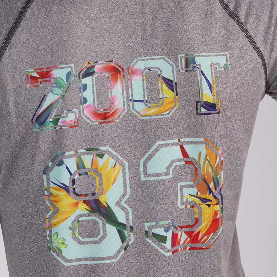zootsports RUN APPAREL WOMENS LTD RUN TEE - 83 19