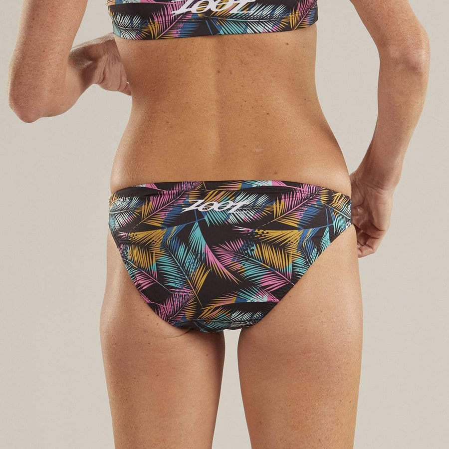 zootsports SWIM WOMENS LTD SWIM BIKINI BOTTOM  - ALI'I 19