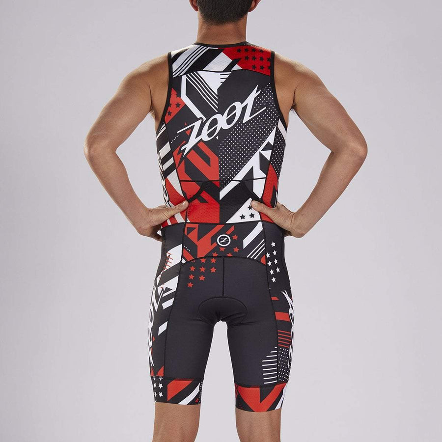zootsports TRI APPAREL MENS LTD TRI RACESUIT - TEAM 19