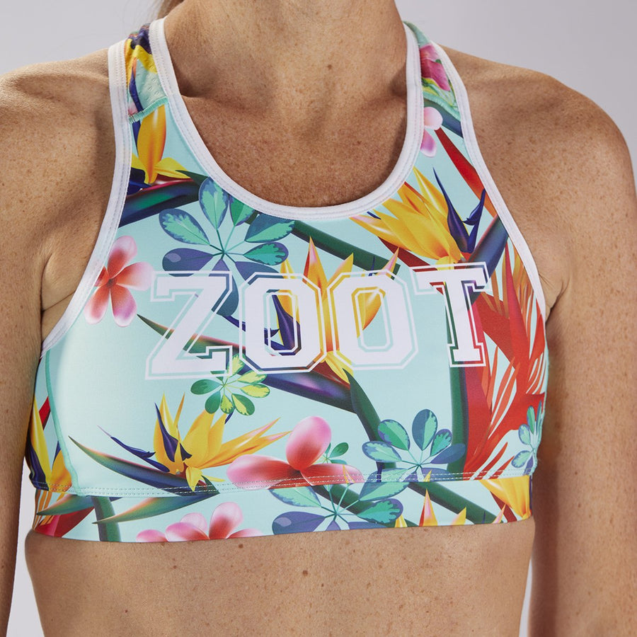 zootsports TRI APPAREL WOMENS LTD TRI BRA - 83 19