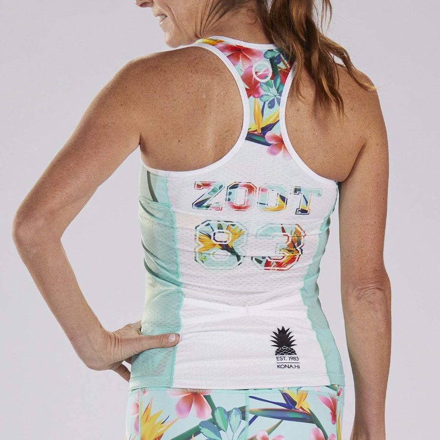 zootsports TRI APPAREL WOMENS LTD TRI RACERBACK - 83 19