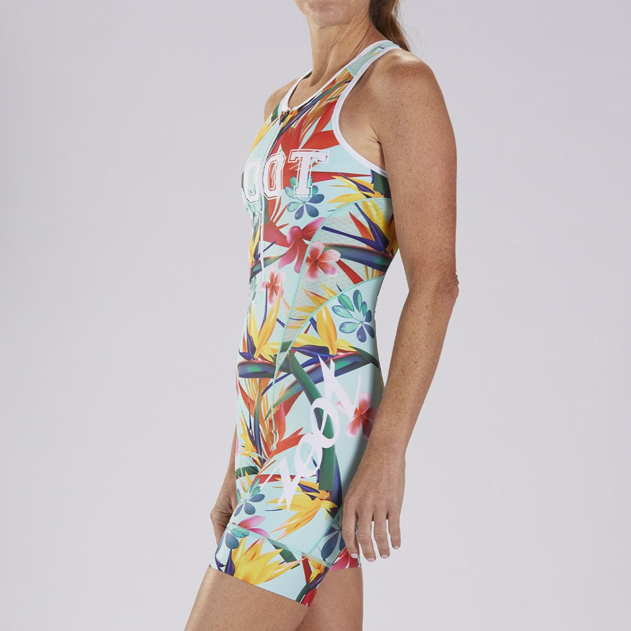 zootsports TRI APPAREL WOMENS LTD TRI RACESUIT - 83 19