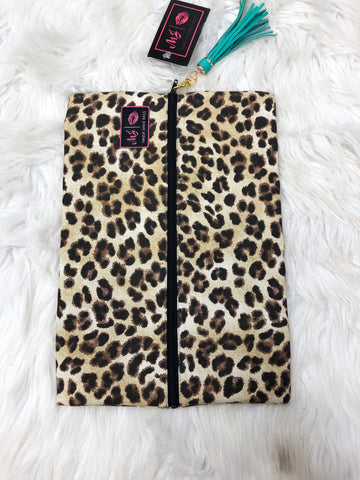 Makeup Junkie Leopard Large