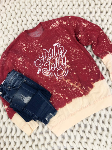 Holly Jolly Sweatshirt