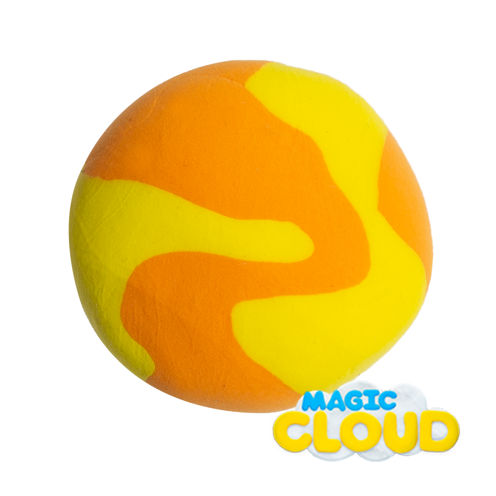 MAGIC CLOUD Bucket Limited Edition - Candy Corn