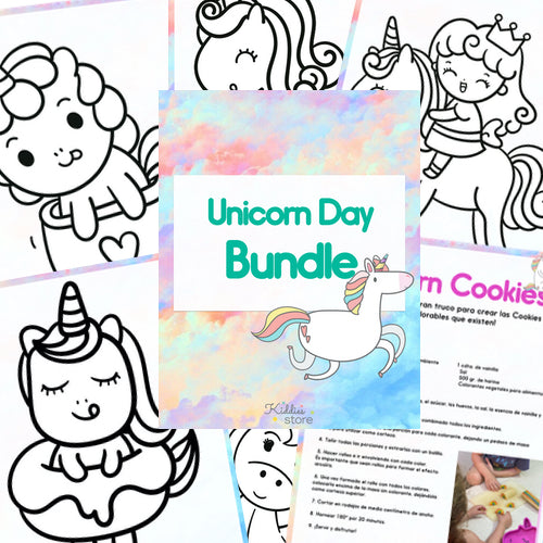 Unicorn Day Bundle