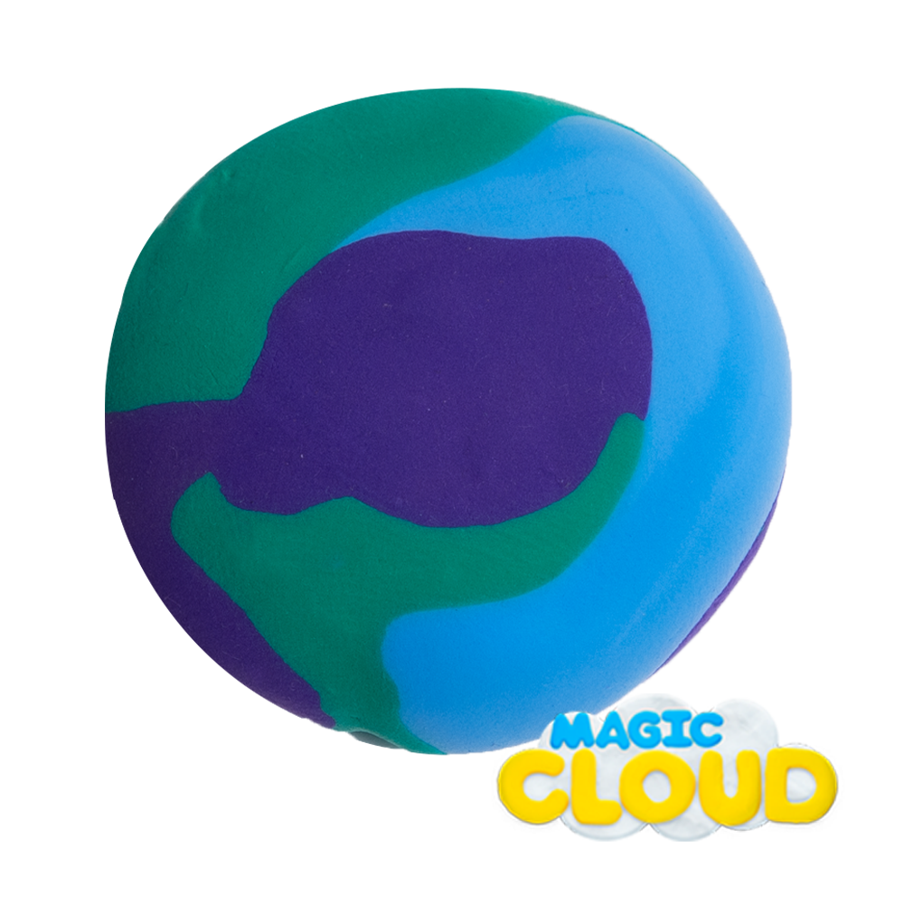 MAGIC CLOUD Big Bucket Limited Edition - Aurora Boreal