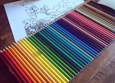 Happy National Coloring Book Day!