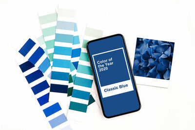 Pantone's 2020 Color: Combining Dependability and Boldness