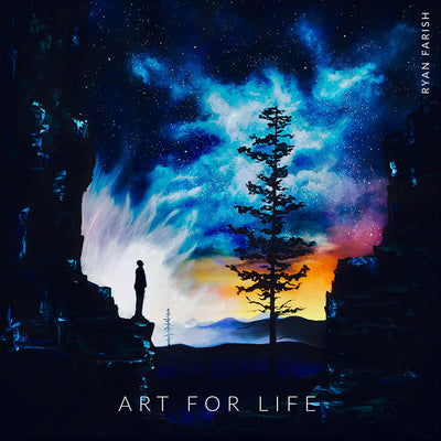 "The Art of Ryan Farish's ""Art for Life"""