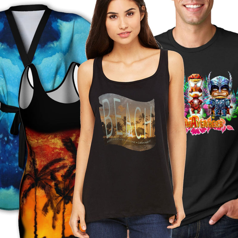 Unique Apparel Designs and Wearable Art by Nelson Makes Art